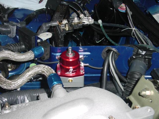 Dsc on Walbro Fuel Pump